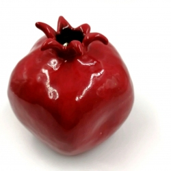 POMEGRANATE Sculpture by...